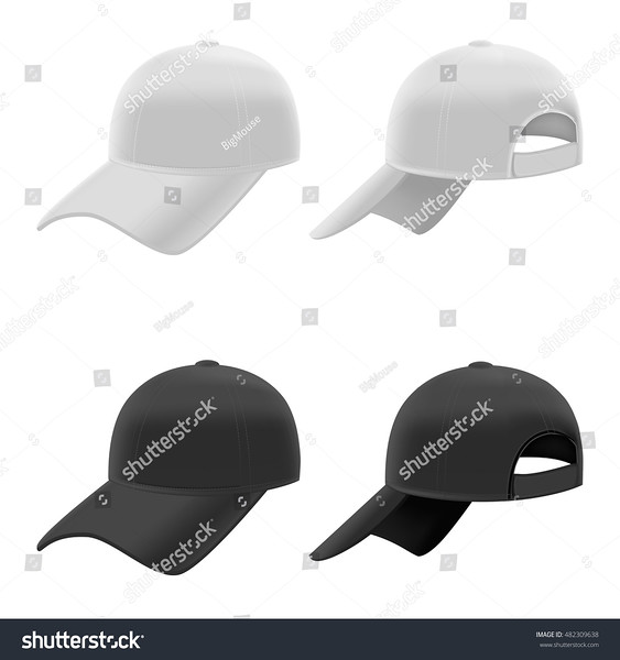 stock-vector-realistic-black-and-white-baseball-cap-template-set-on-light-background-back-front-and-side-view-482309638.jpg