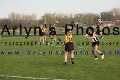 Hutch Girls Lacrosse vs Southwest Christian