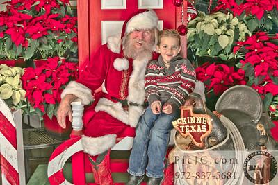 Santa Photos 12 2 2011