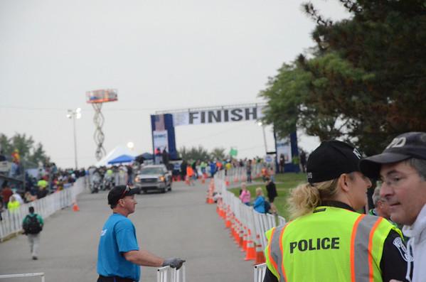 Start - 2013 HealthPlus Brooksie Way Half Marathon, 10K and 5K