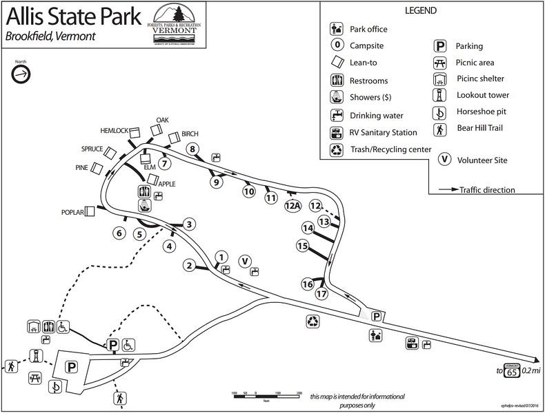 Allis State Park