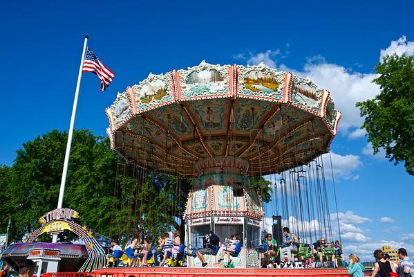 Rose Festival Fun Center
