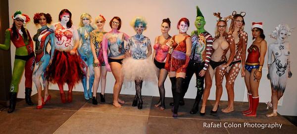 BASE ORLANDO : Body Art Showcase and Exhibit 12-10-14