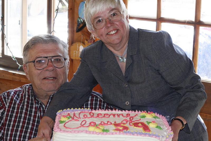 Joe and Mary Inghrim