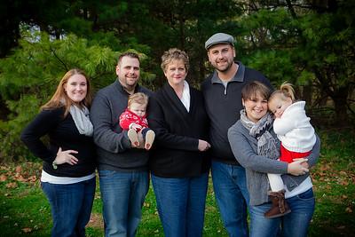 The Bellucci Family 2014