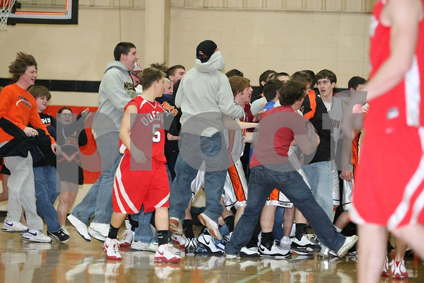 Varsity-Oak Grove vs Odessa 1-20-09