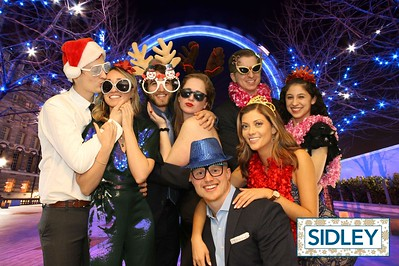 Sidley Austin Holiday Party 2019