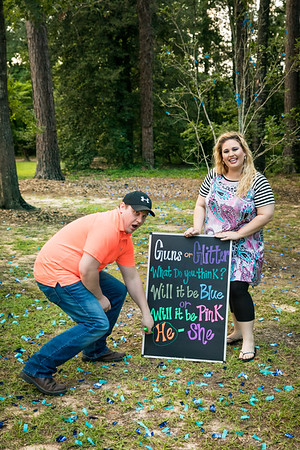 Smith Gender Reveal