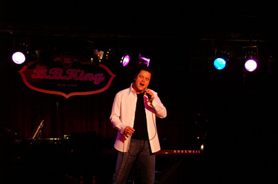 Donny Osmond-BB Kings February 24, 2005