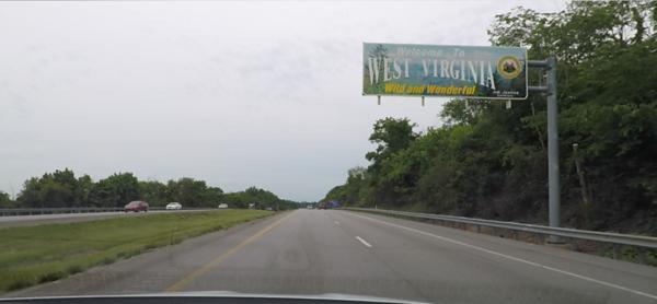 Day 14 - Arriving in Kentucky