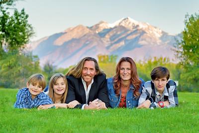 Benson Family