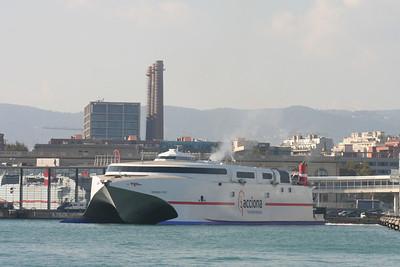 Ferries of Barcelona