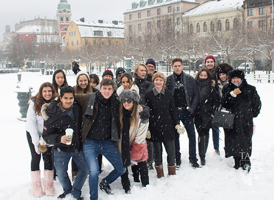 Academic Travel: Cultural Trips (Stockholm and Budapest)