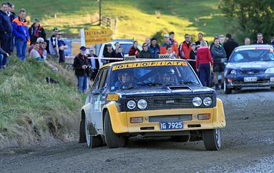 Rally Wairarapa 2014