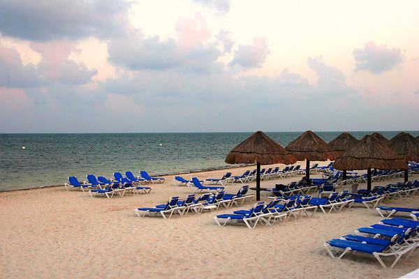 Cancun April 2007
