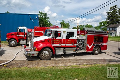 05-27-21 Walhonding Valley FD - House Fire