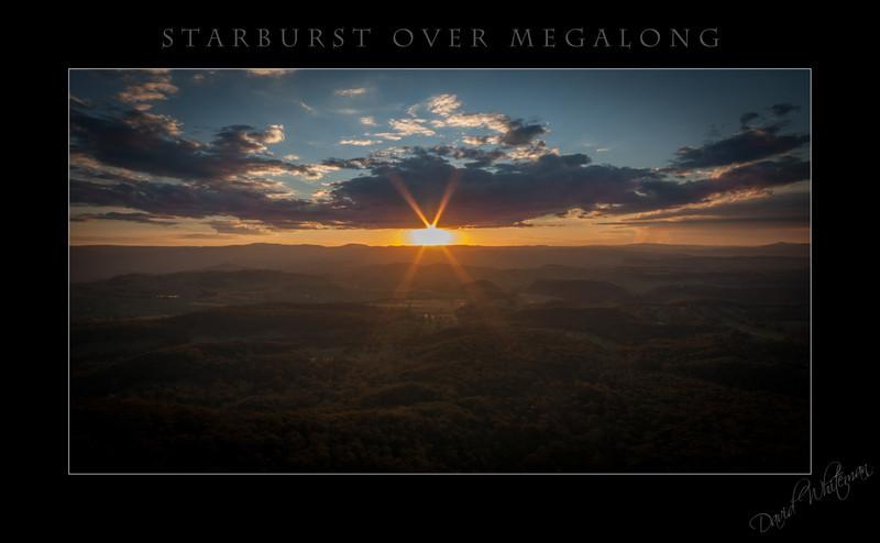 Starburst Over Megalong