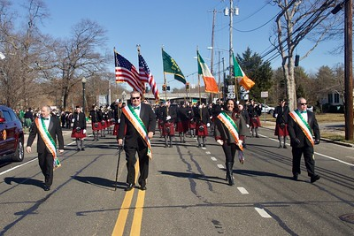 2020 East Islip St. Pat's Parade