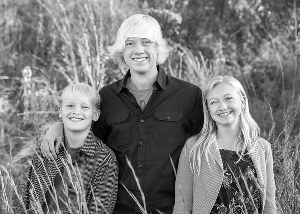 Hall Family 2017