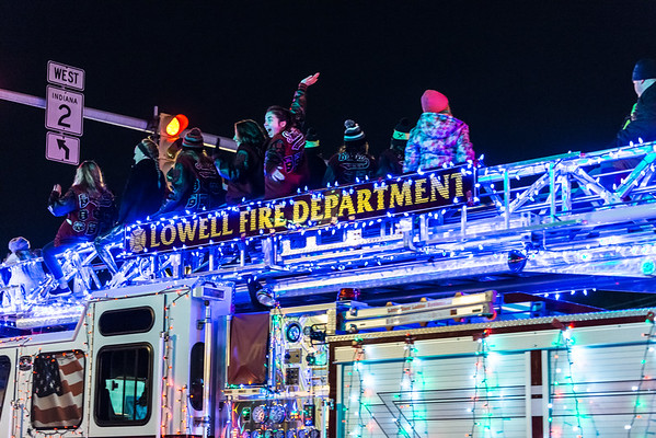 Lowell Christmas Parade of Lights