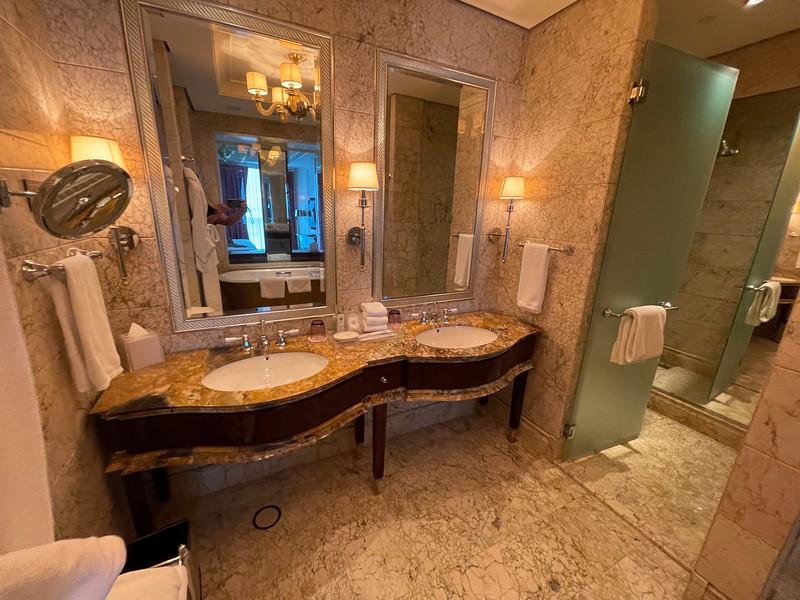 Caroline Astor Suite Bathroom