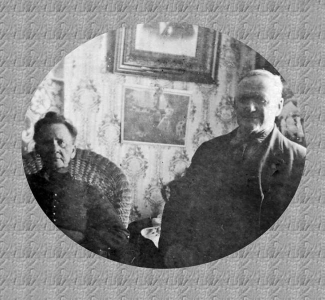 William H. Wilcox and Sarah Jane Luce Wilcox