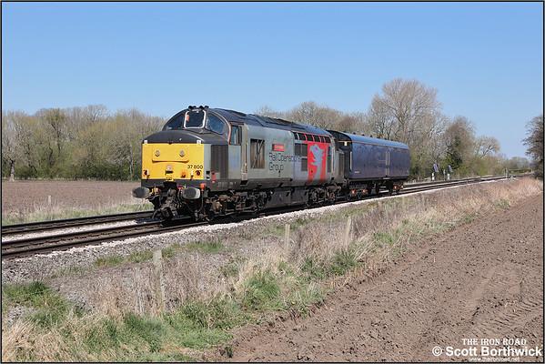 Class 37: Rail Operations Group (ROG)