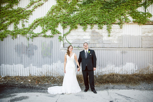 Melanie + Curtis Wedding