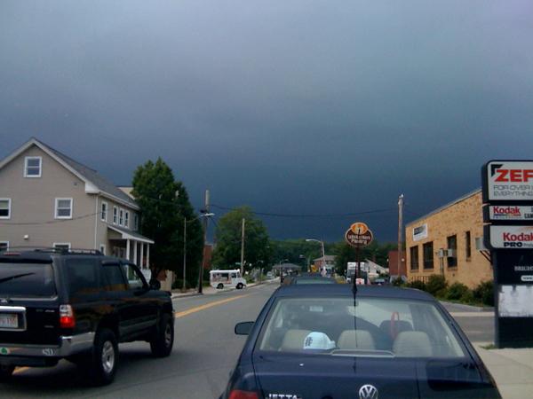 Mon. July 21, 2008 - Dark Skies 1 - Belmont,Ma