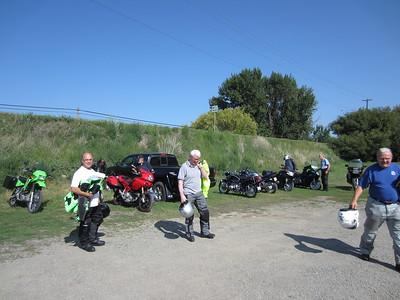 July 29, 2012 VBMWR Kamloops Breakfast Ride