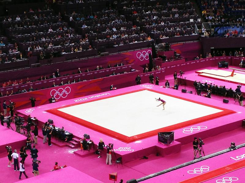 USA's Gabby Douglas amazed the crowd, took gold