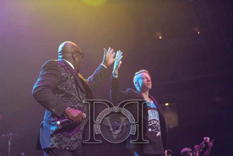 Wild Jam 2013 Nessa, Chris Brown, John Hart, Trey Songs Wild 949 587.jpg