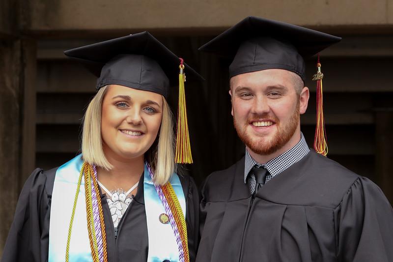 19 05 11 Dakoatah & P Bloomsburg Graduation