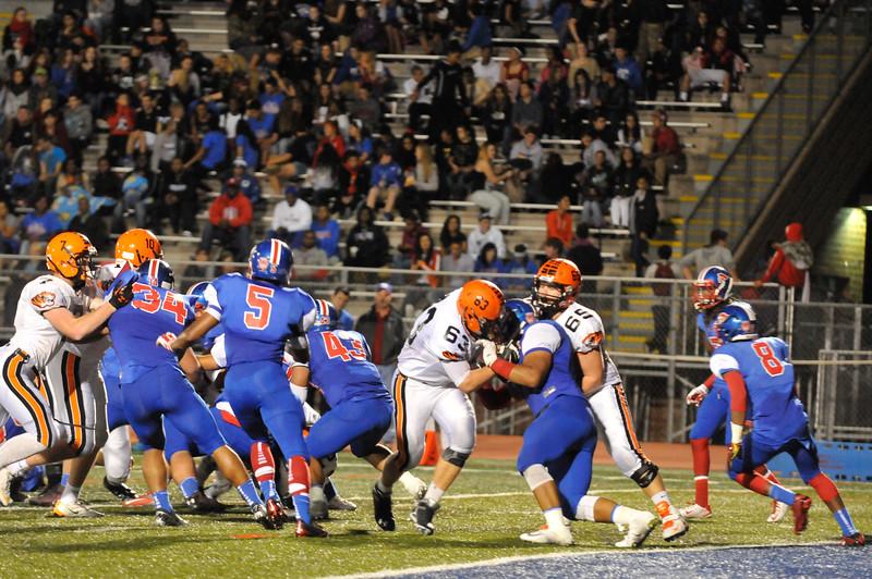 2014 Lakewood High School Football