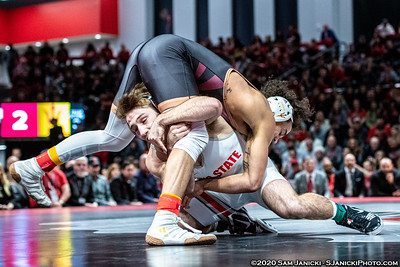125-157lbs - Ohio State Vs Arizona State - 1-06-20