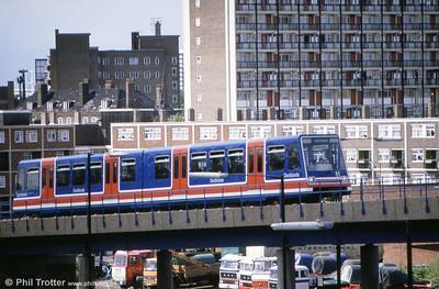 London • Docklands Light Railway