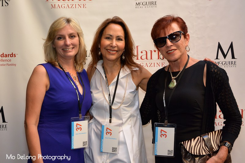 Stephanie Lamarre, Michelle Klurstein and Carolyn Adducci.jpg