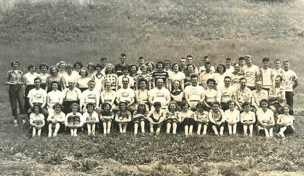 Camp Photos 1952