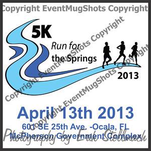 2013.04.13 Run for the Springs 5K