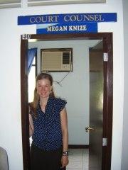 Megan Knize
