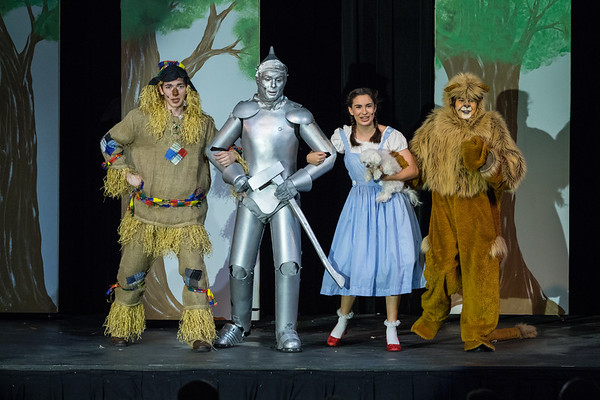 2018-07-20 Wizard of Oz