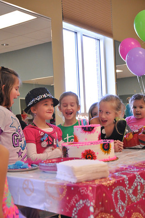 Sydney's 7th Birthday Party
