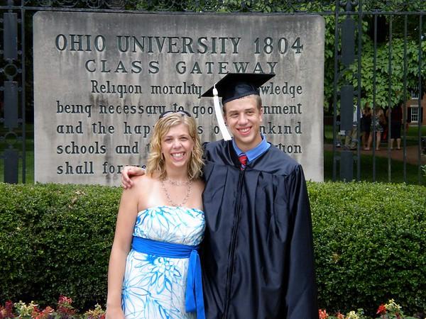 Matt OU Graduation 2010