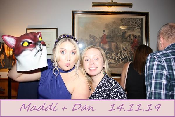Maddi + Dan