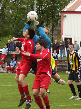 Johnstone Burgh 0 Benburb 0, Stagecoach West of Scotland League Central District Second Division, 5th May 2010