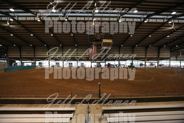 NBHA MS07 Dec Barrel Race
