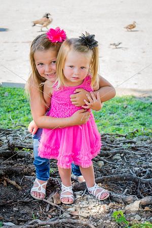 Riley and Raegan ~Cincinnati