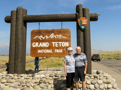 2018-09-10 Grand Tetons & Yellowstone