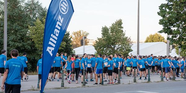 Allianz Business Run 2017