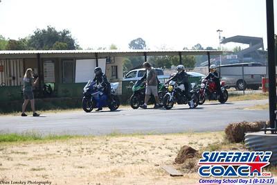 Group C Riders (8-12-17)